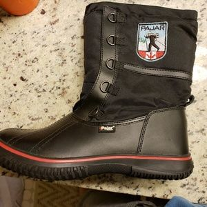 Pajar snow boots, Brand New, never worn, size 8.5